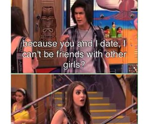 beck, victorious, and boyfriend image