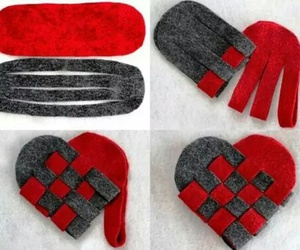 heart, diy, and tutorial image