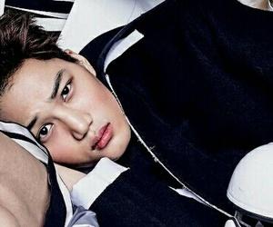 exo, fashion, and kim image