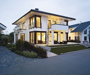architecture, goals, and house image