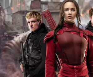 black, red, and the hunger games image
