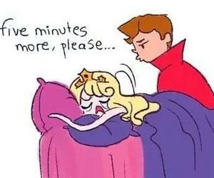 princess, sleep, and funny image