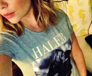 ashley benson, haleb, and pretty little liars image