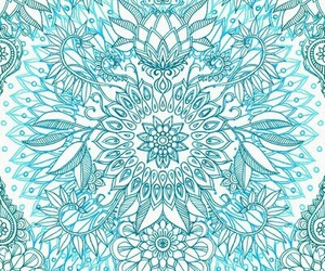 blue, green, and muster image