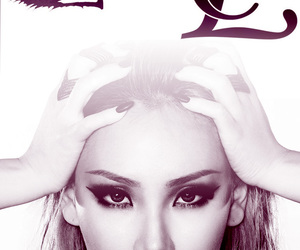 2ne1, CL, and iphone image