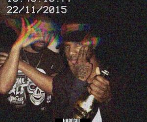 Drake, edit, and glitche image
