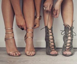 elegant, highheels, and heels image