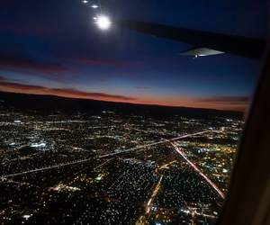 atmosphere, beautiful, and city lights image