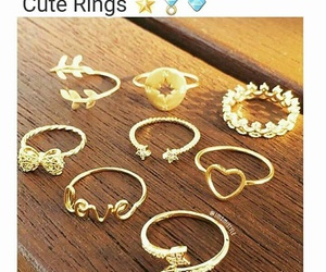 rings, swag, and cute image