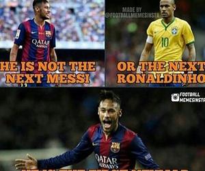 brazil, football, and soccer image
