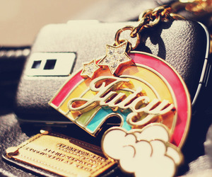 juicy, rainbow, and juicy couture image