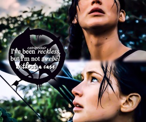 arena, hunger games, and catching fire image