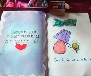amor, diy, and gracias image