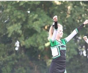 friend and cheerleading image