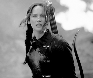 katniss everdeen, mockingjay, and Jennifer Lawrence image
