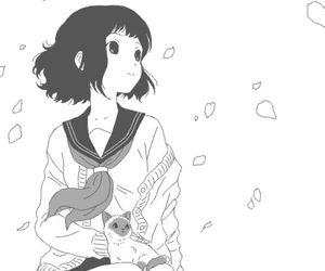 anime, manga, and girl image