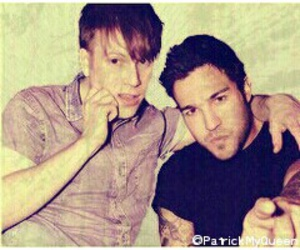 adorable, fall out boy, and patrick stump image