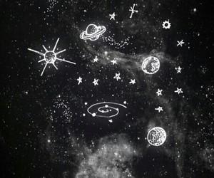 galaxia, galaxy, and labios image