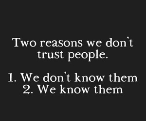 trust, people, and quote image