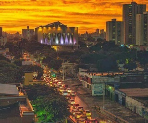 colombia, sunset, and barranquilla image
