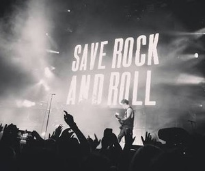 music, rock, and fall out boy image