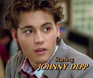 johnny depp, boy, and movie image