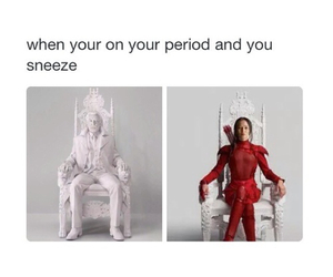 funny, Jennifer Lawrence, and period image