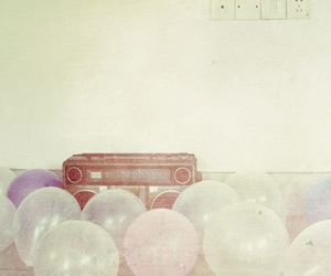 balloons and stereo image