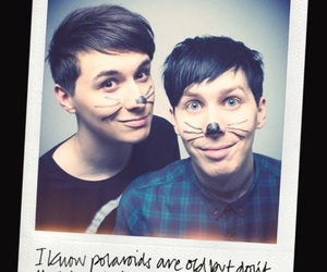 adorable, dan, and dan and phil image