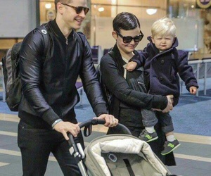 once upon a time, josh dallas, and ginny goodwin image