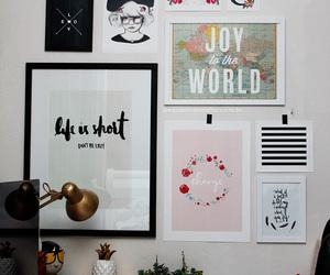 decoration, room, and decor image