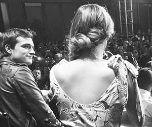 amor, blanco y negro, and Jennifer image