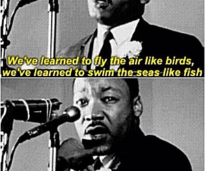 quotes, martin luther king, and brothers image