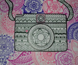 cam and zentangle image