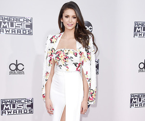Nina Dobrev and american music awards image