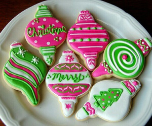 christmas treats cute image