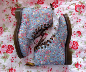 beautiful, doc martens, and girl image
