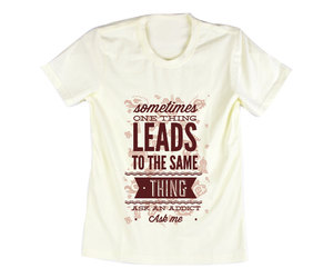 Adult, tshirt, and hot trend image
