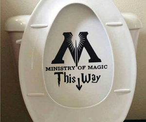 harry potter, ministry of magic, and funny image