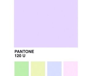template, pantone, and pastel image