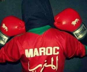 boxe, maroc, and maghreb image