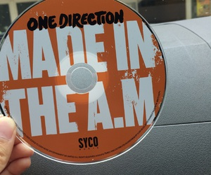 A.m, carrot, and cd image