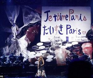 celine, paris, and prayers image