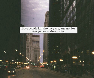 quote, people, and city image