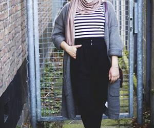 hijab, ruba zai, and outfit image