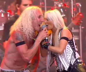 rock in rio, doro pesch, and twisted sisters image