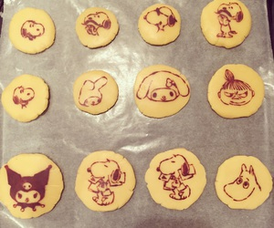 cookie, snoopy, and sweets image