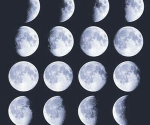 background, moon, and tumblr image