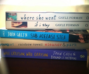 books, john green, and T image