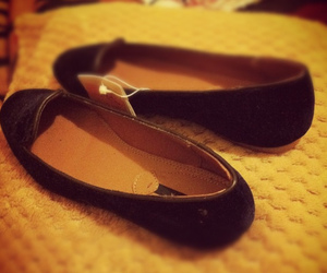 ballerinas, flats, and lovely image